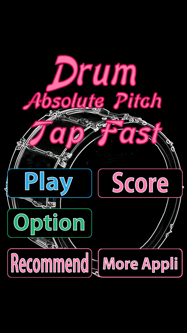 Drums Perfect Pitch Main