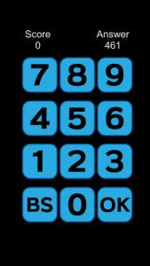 集中力測定ゲーム | iPhone Android 無料アプリ