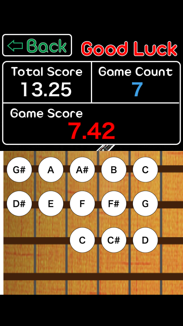 Perfect Chord Bass Game