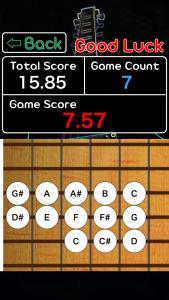 ギター コード 早押しゲーム - 和音の絶対音感レベルを採点、測定できます。バンドで差をつけよう。 | iPhone Android 無料アプリ