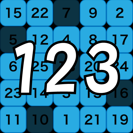 iPhone Free Game Tap 123 Fast - You can challenge the game super hard.